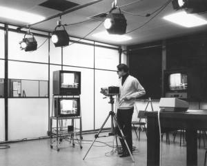 Colin in Studio