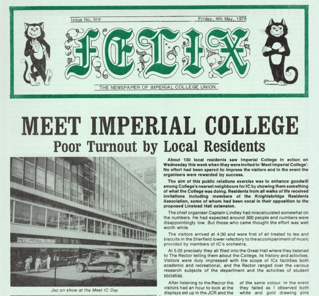 Imperial College Video Archive Blog-Replaying the past  Meet